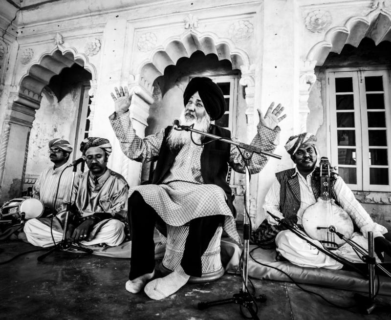 """Программа Симнани """"Сакральные звуки суфизма"""" в Индии"""