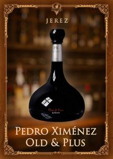 Pedro Ximénez Old & Plus