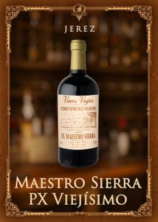 Maestro Sierra PX Viejísimo