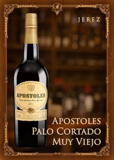 Apostoles Palo Cortado Muy Viejo