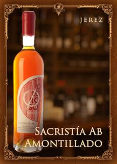 Sacristía Ab Amontillado