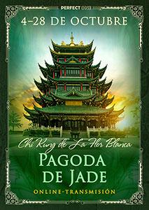 Chi Kung de La Flor Blanca. Pagoda de Jade